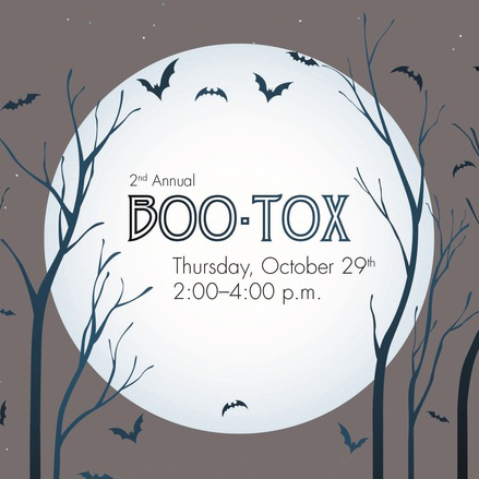 Boo-Tox Event