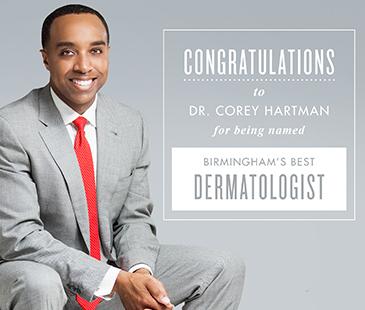 Dr. Hartman named Birmingham Magazine's Best Dermatologist