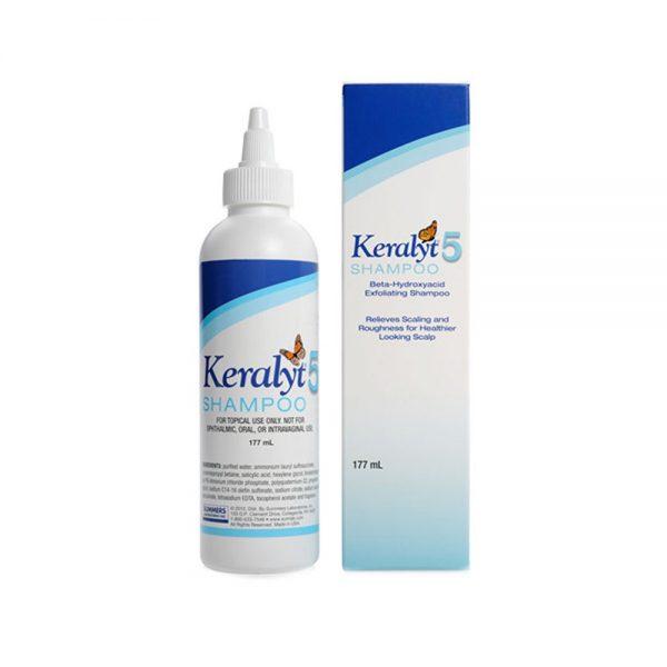 Keralyt 5% Shampoo