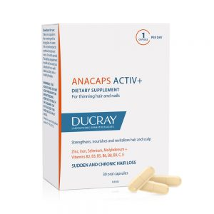 Ducray Anacaps Dietary Supplements