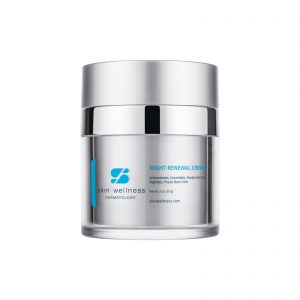 Night Renewal Cream, Skin Wellness Dermatology