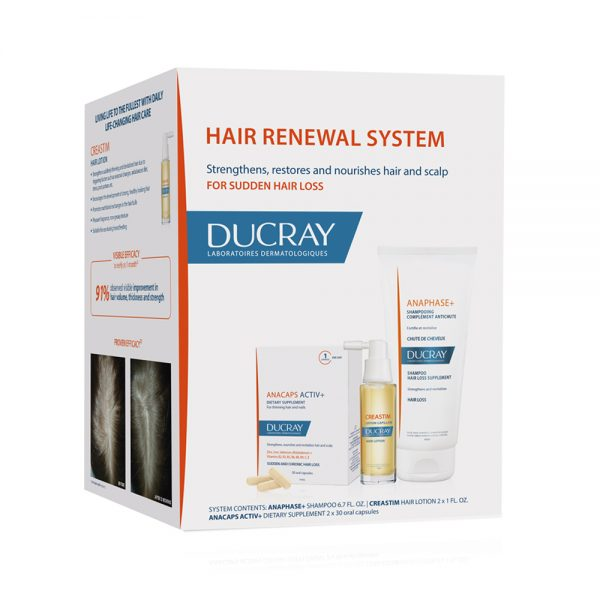 Ducray Hair Renewal System