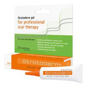 Strataderm Gel Scar Therapy