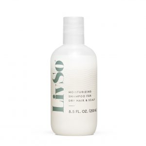 LivSo Moisturizing Shampoo for Dry Hair and Scalp