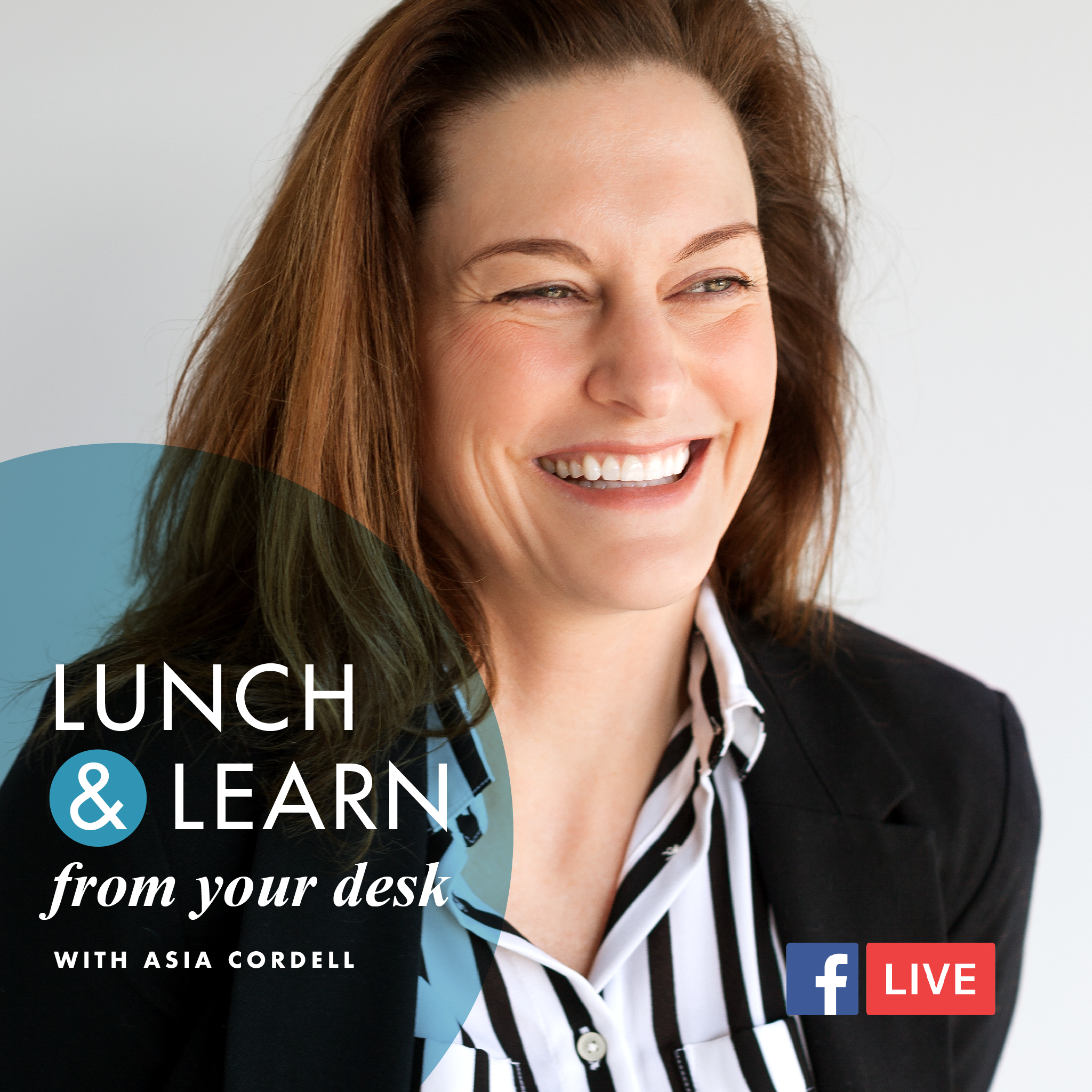 Asia Cordell Lunch and Learn, Skin Wellness