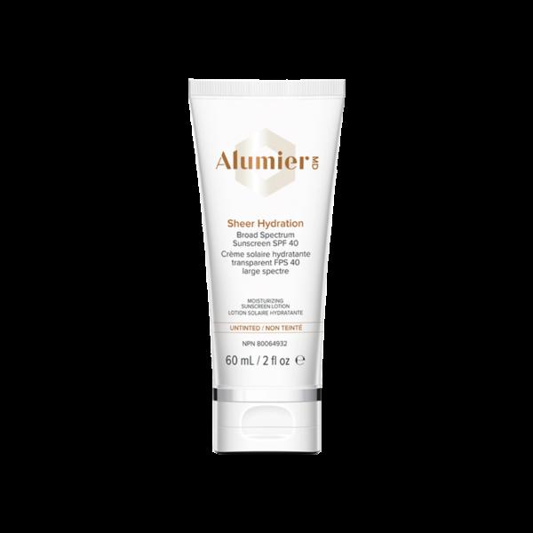 AlumierMD Sheer Hydration Broad Spectrum Sunscreen SPF 40