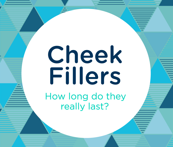 Cheek Fillers. How long do they really last?